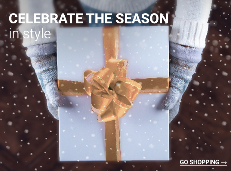 Celebrate the season in style