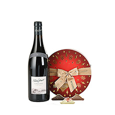 Neuhaus Irresistible Chocolate & Sancerre Wine Gift