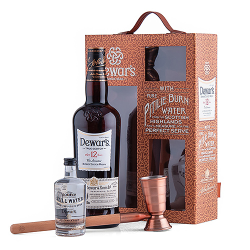 Dewar's For The Whisky Connoisseur